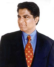 Deepak Chopra: Un pensamiento positivo y creativo frena el proceso del envejecimiento.