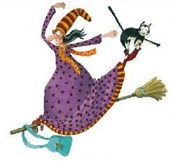 Shinoda Bolen:  Las brujas no se quejan.