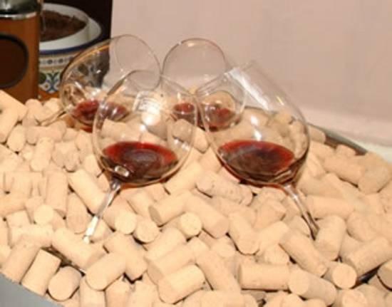 El poder curativo del vino:  Embriágate de salud.